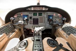 5Y-CCB Cockpit